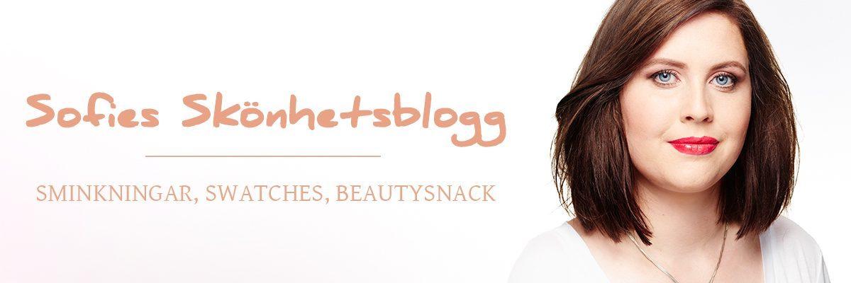 Sofies skönhetsblogg