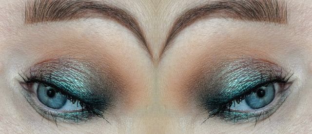 FOTD - Insomnia + Armani Eye Tint No. 4
